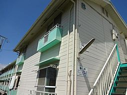 ジョージタウン B[1階]の外観