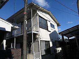 角谷荘[1階]の外観