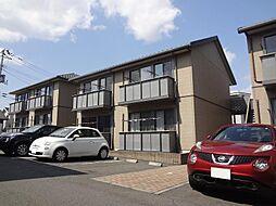メゾン八山田A[102号室号室]の外観