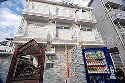 福岡県福岡市博多区麦野6の賃貸アパートの外観