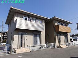 [一戸建] 三重県桑名市蓮見町 の賃貸【/】の外観