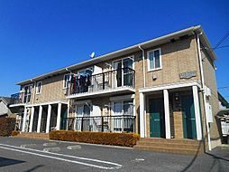 東京都立川市富士見町5丁目の賃貸アパートの外観