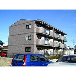 岐阜県各務原市那加日吉町1丁目の賃貸アパートの外観