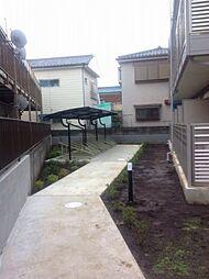 クレイノリフル川崎[3階]の外観