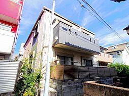 東京都西東京市新町1丁目の賃貸アパートの外観