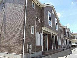 兵庫県加古川市別府町新野辺523丁目の賃貸アパートの外観