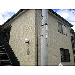 愛知県名古屋市昭和区川名本町5丁目の賃貸アパートの外観