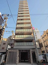 B-PROUD江戸堀[4階]の外観