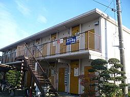 ハイツ平山[105号室]の外観