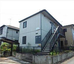 東京都練馬区下石神井2丁目の賃貸アパートの外観