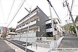 兵庫県神戸市中央区野崎通7丁目の賃貸アパートの外観