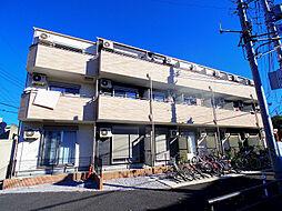 クレールメゾン鶴瀬[3階]の外観