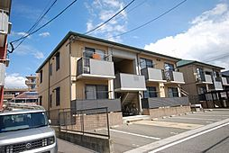 グレイスFuji[1階]の外観