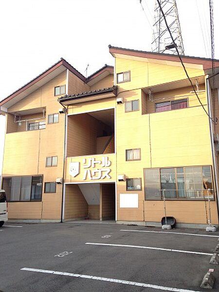 リトルハウス 2階の賃貸【群馬県 / 前橋市】