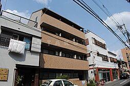 バートンハウス東淡路[4階]の外観
