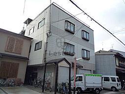 京都府京都市上京区西柳町の賃貸マンションの外観