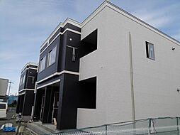 笠間市美原新築アパート[201号室号室]の外観