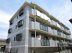 クレスト湘南[3階]の外観