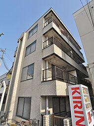 埼玉県川越市熊野町の賃貸マンションの外観