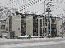 ルミエール東札幌[1階]の外観