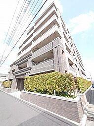 神奈川県横浜市鶴見区栄町通2丁目の賃貸マンションの外観