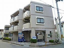 ジョイフル武庫川[3階]の外観