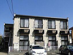 滋賀県大津市唐崎3丁目の賃貸アパートの外観