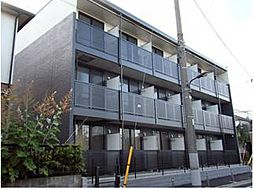 東京都足立区北加平町の賃貸マンションの外観