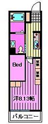 MyStyle vintage大宮東[2階]の間取り