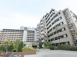 ダイアパレスグランデージ湘南平塚[5階]の外観