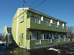 ドミールKOIKE B棟[205号室]の外観