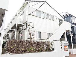 柏パークハイムA・B棟[1階]の外観