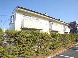 兵庫県宝塚市安倉中6丁目の賃貸アパートの外観