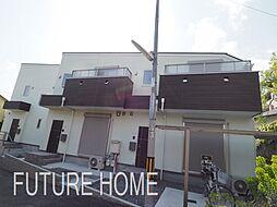 [タウンハウス] 兵庫県神戸市東灘区本山北町5丁目 の賃貸【/】の外観