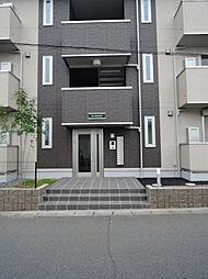 茨城県那珂市竹ノ内1丁目の賃貸アパートの外観