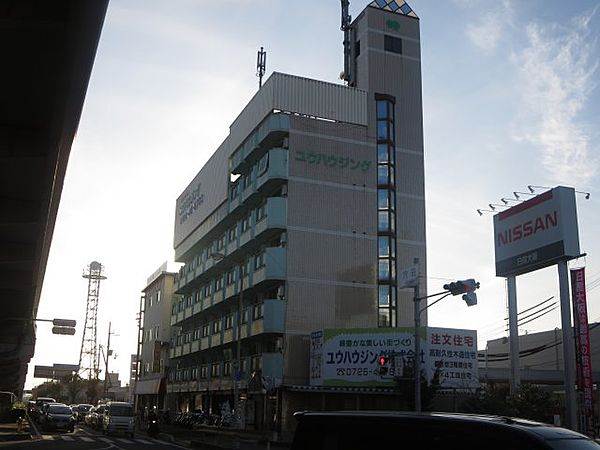 ユウパレス穴田 2階の賃貸【大阪府 / 泉大津市】