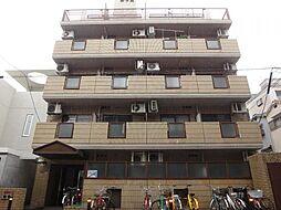大阪府大阪市生野区新今里1丁目の賃貸マンションの外観