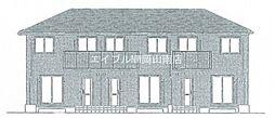 [テラスハウス] 岡山県岡山市南区万倍 の賃貸【/】の外観