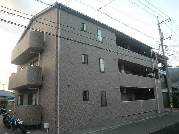 広島県呉市広吉松2丁目の賃貸マンション