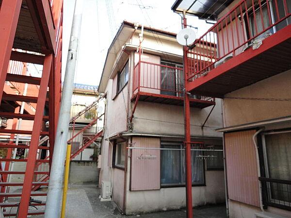 寿荘[B101号室]の外観