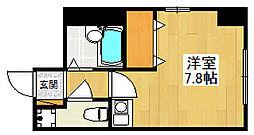 西宮高座橋ガーデンハウス[3階]の間取り