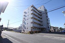 本木マンション[6階]の外観