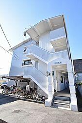 広島県広島市安佐南区川内4丁目の賃貸マンションの外観