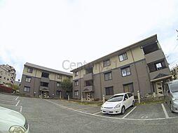 兵庫県伊丹市池尻2丁目の賃貸マンションの外観