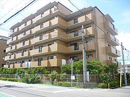 兵庫県西宮市松山町の賃貸マンションの外観