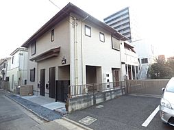 埼玉県さいたま市浦和区常盤3丁目の賃貸アパートの外観