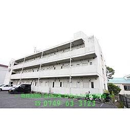 滋賀県長浜市神照町の賃貸マンションの外観