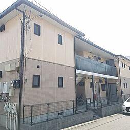 千葉県松戸市小根本の賃貸マンションの外観