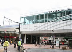 石神井公園駅(1203m)