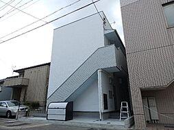 ペンハウスGC[1階]の外観